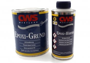 CWS 2K Epoxi-Grund weiß